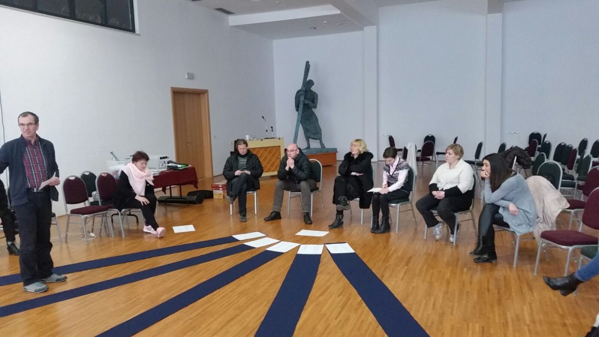 Održan peti termin cjeloživotnoga učenja Kršćanska geštalt-pedagogija